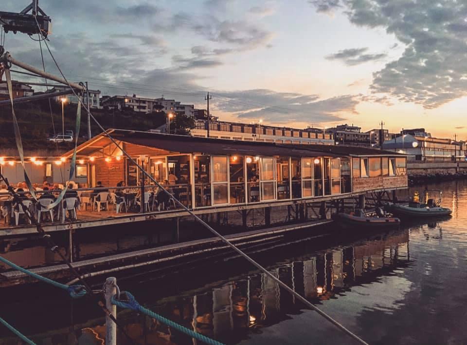 La vecchia pesca ristorante al tramotno